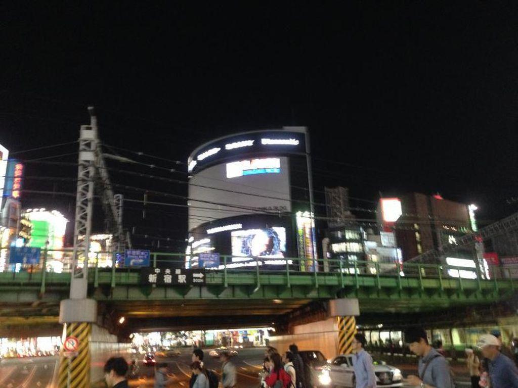 Potret Kesibukan Tokyo, Ibukota Jepang