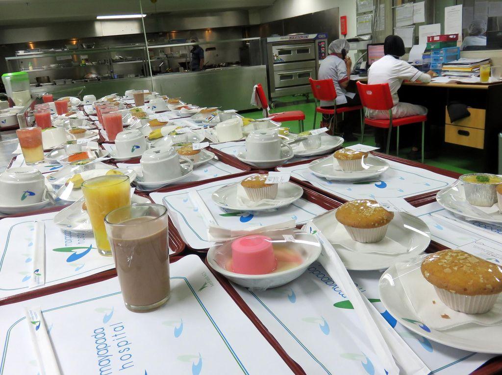 Buka 24 Jam, Tim Dapur Mengolah Makanan Pasien Sejak Pukul 4 Pagi