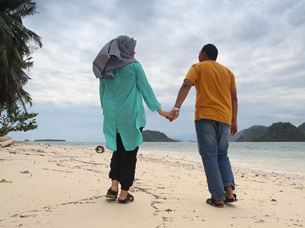 Jelajah 3 Pulau Indah di Sumatera Barat