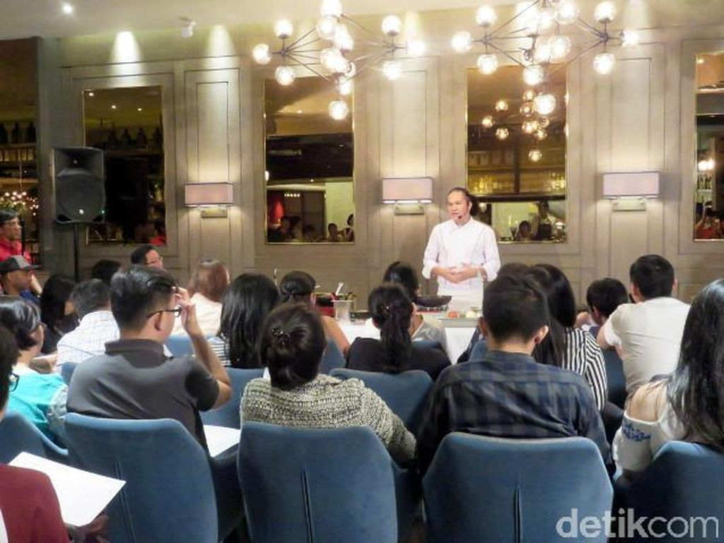 Meracik Sajian Resto dengan Indonesian Twist bersama Chef Chandra