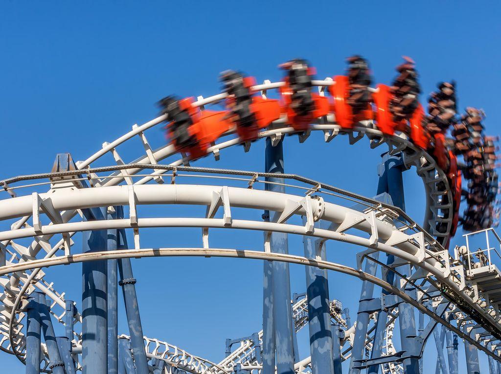Studi Temukan Cara Unik Keluarkan Batu Ginjal: Naik Roller Coaster