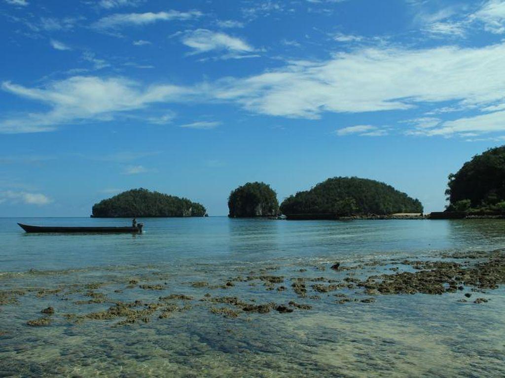 Kepulauan Ugar, 'Raja Ampat' dari Fakfak