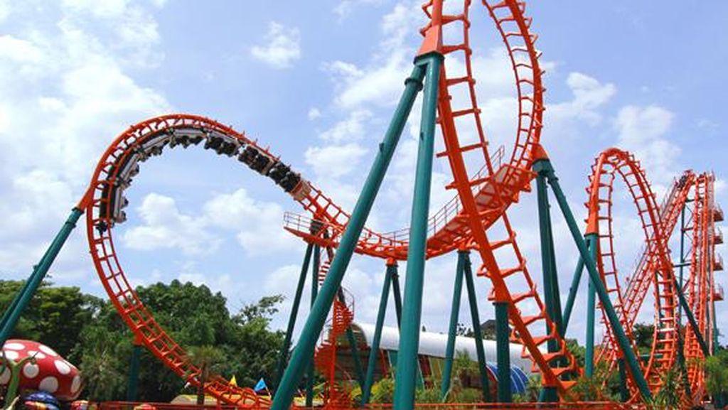 4 Roller Coaster Sarat Adrenalin di Negeri Tetangga