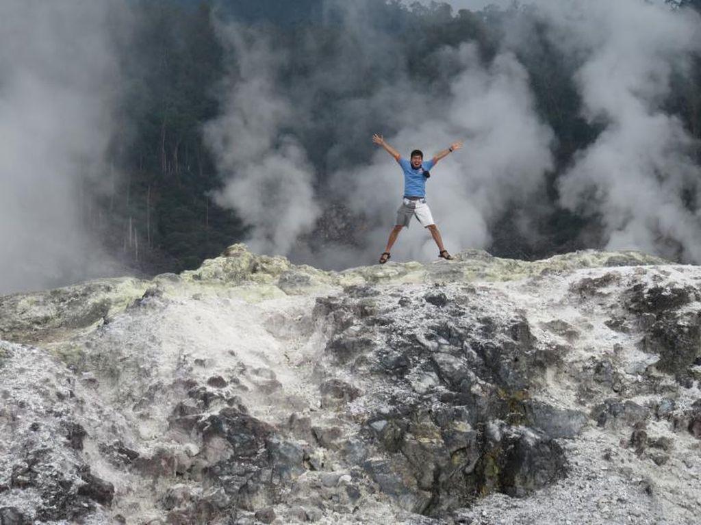 Akhir Pekan Ini, Ayo Mendaki Gunung Salak