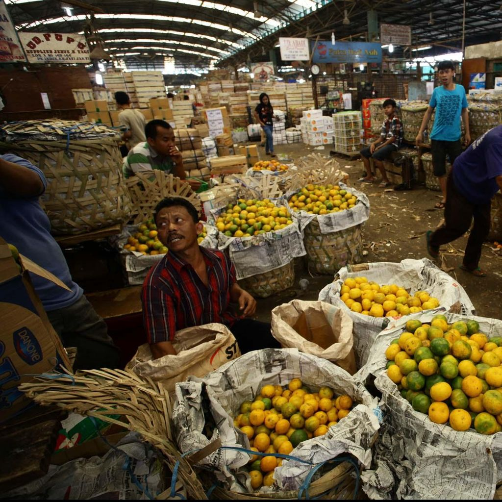 Pasar Kangen yang Membikin Kangen