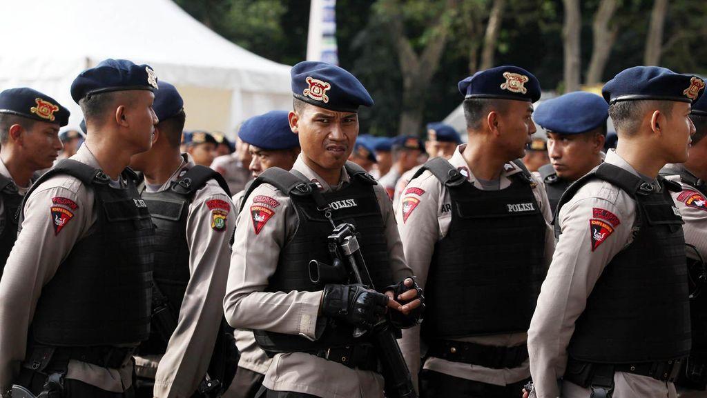 Polda Bali Siapkan 2.000 Personel untuk Amankan Sidang Umum Interpol ke-85
