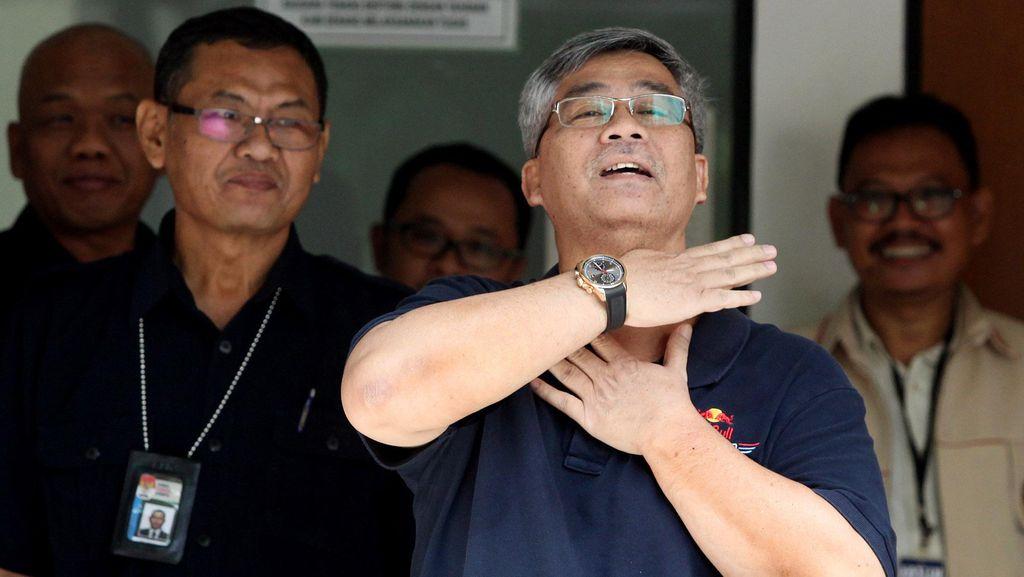 PK Ditolak, Bupati Penyuap Akil Mochtar Tetap Dibui 4 Tahun