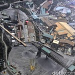 Pasca Kecelakaan, Tambang Freeport Kembali Beroperasi Normal