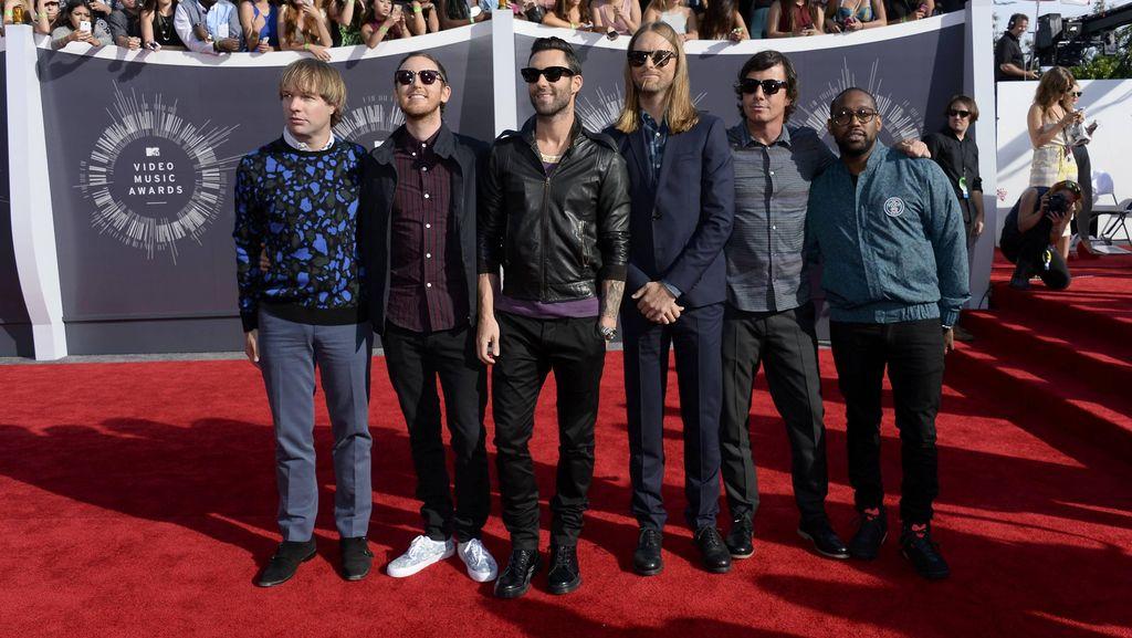 Dont Wanna Know Maroon 5 Melesat ke Puncak Tangga Lagu