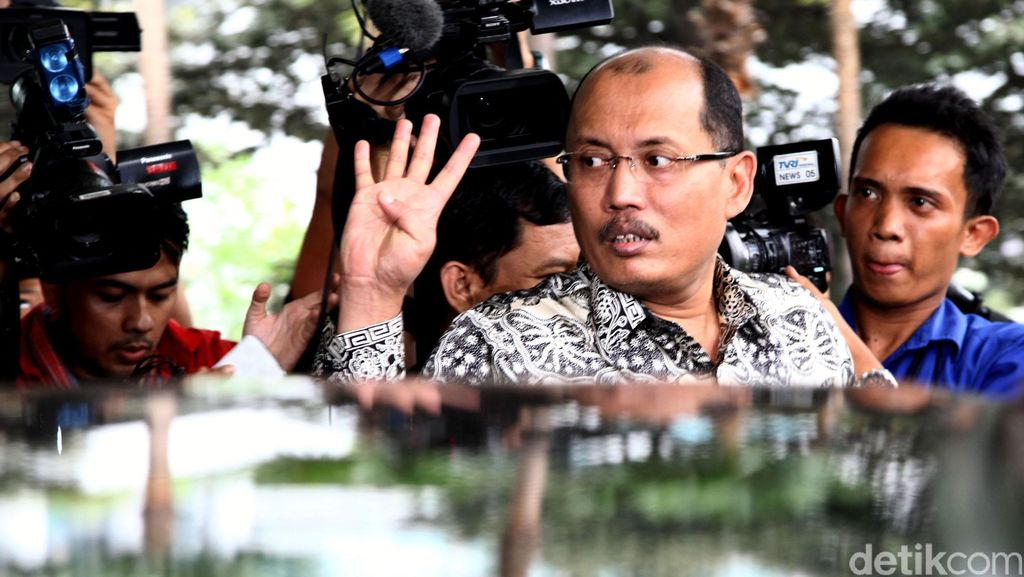 Eks Sekjen MK Bidik Kursi Sekretaris MA