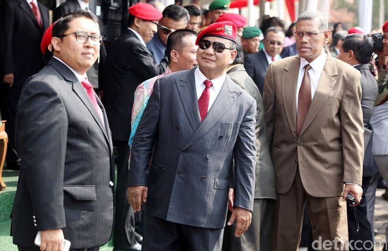 Fadli Zon Akan Ikut Demo, Prabowo: Itu Atas Nama Pribadi, Bukan Partai