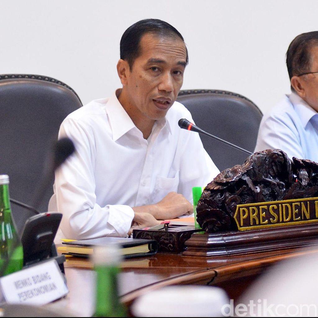 Presiden Jokowi Segera Gelar Rapat Sikapi Mafia Peradilan