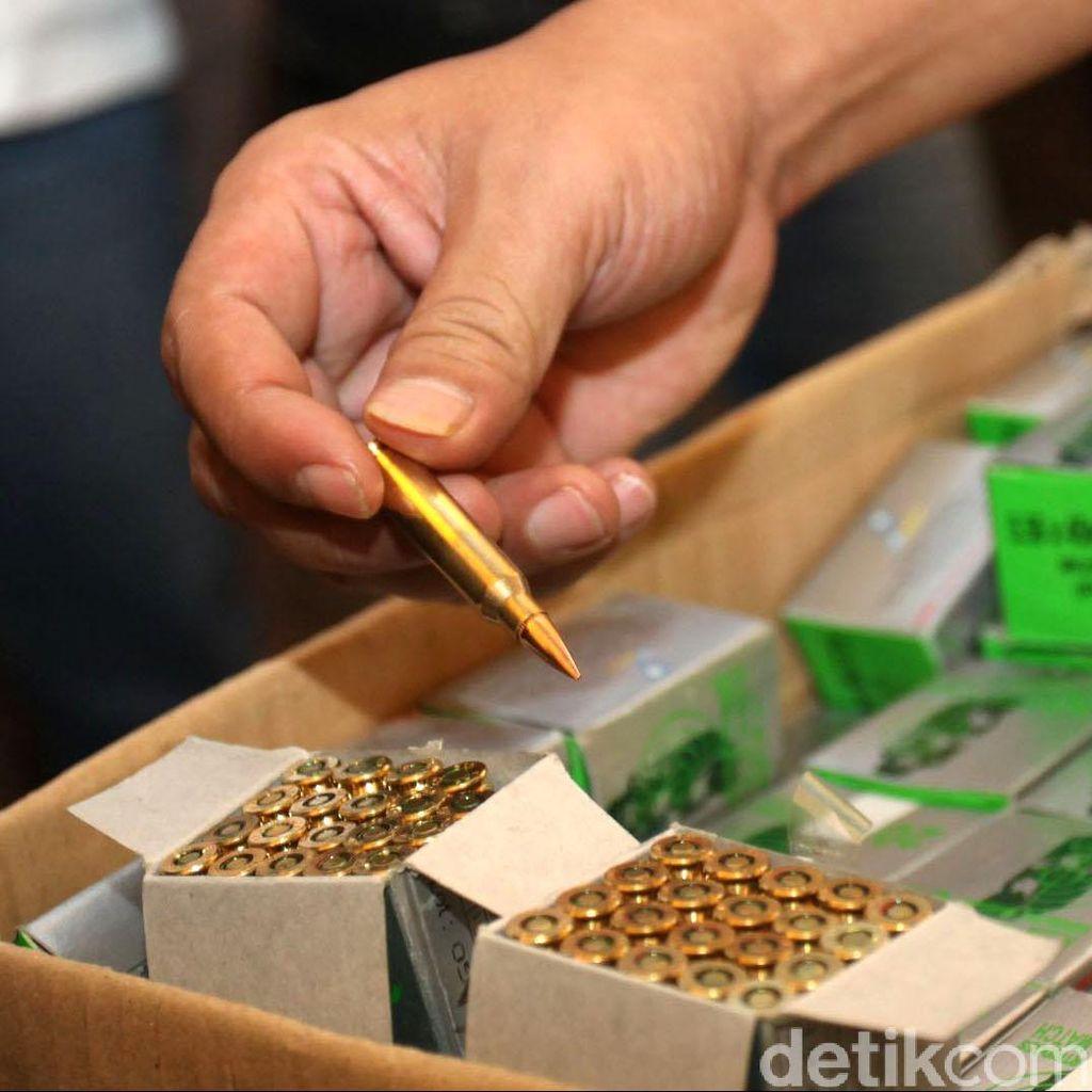 WN Australia Bawa 11 Peluru di Bali, Polisi: Diduga Milik Iparnya di AS