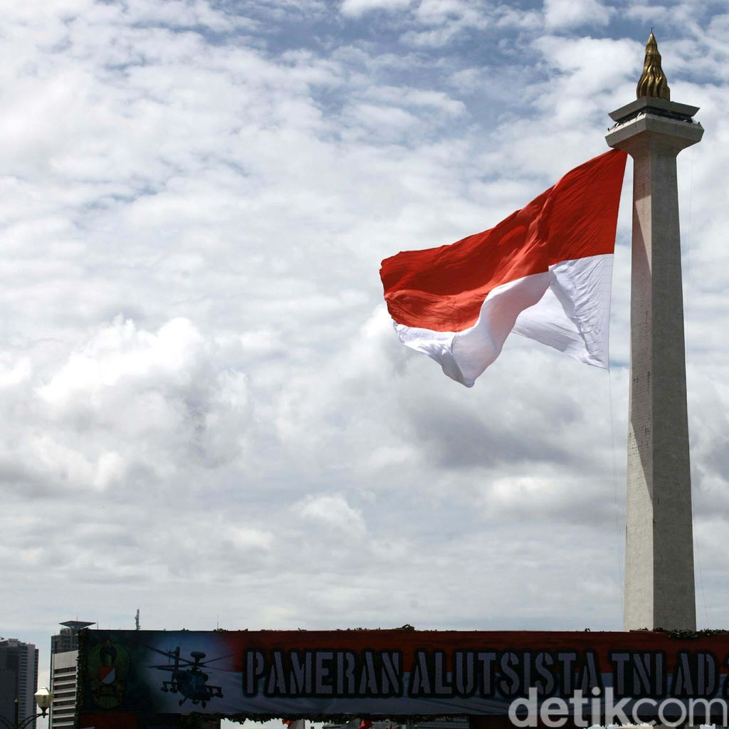 Nasionalisme Bukan Berarti Motor Harus Dipasang Bendera Merah Putih