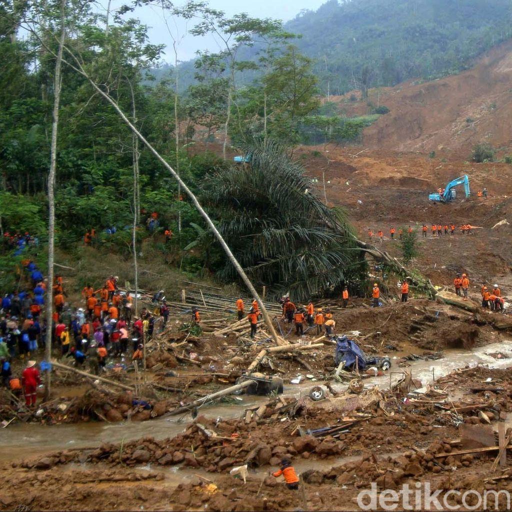 Banjarnegara Rawan Longsor, BPBD Cari Tempat Aman Relokasi Korban