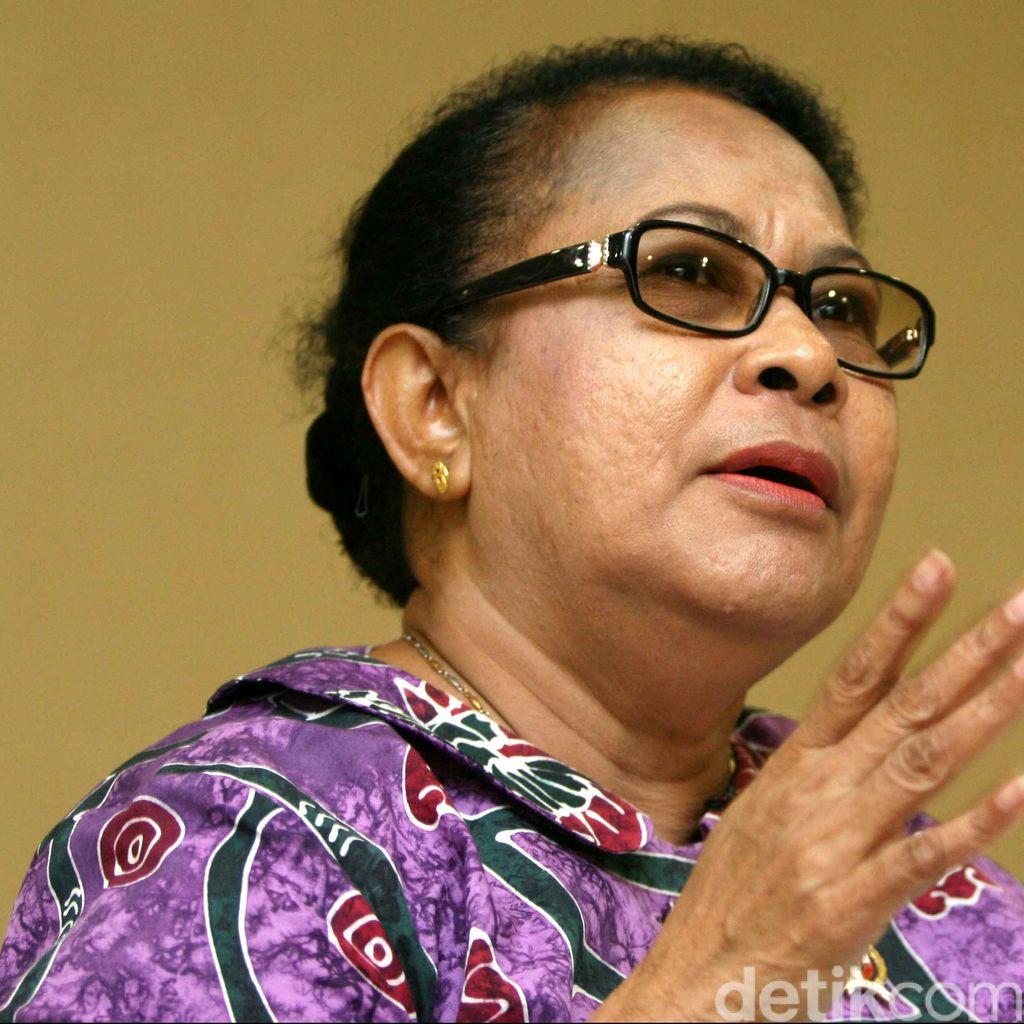 Isu Reshuffle Kabinet, Menteri Yohana: Presiden Lihat Perkembangan Saya