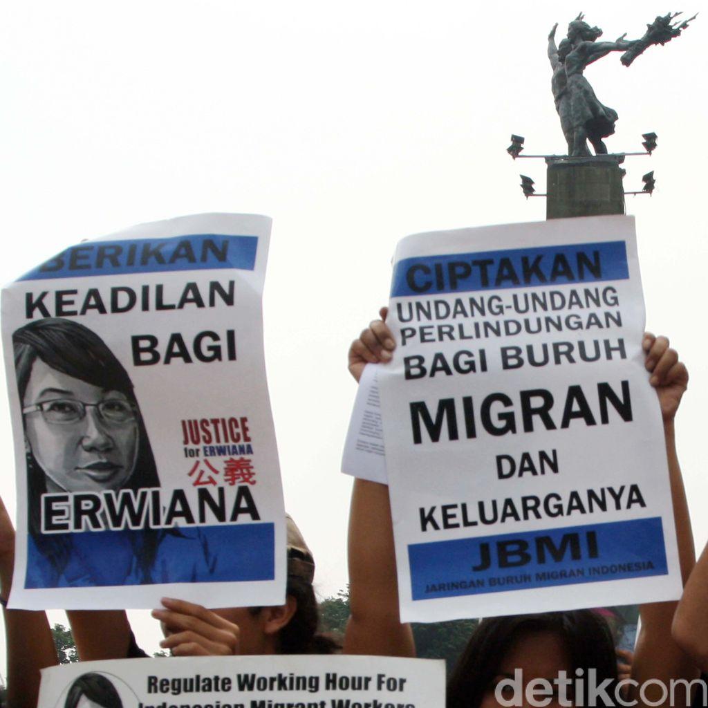 Pengalaman Melanie Subono di Jambore Buruh Migran