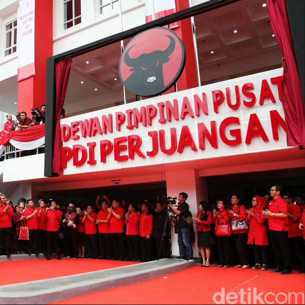 Gerindra Ingin Duet Sjafrie-Djarot di Pilgub DKI, PDIP: Pasti Ada Kejutan