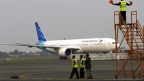 Bengkel Pesawat Garuda Kantongi Kontrak Rp 1,74 T di Singapore Airshow