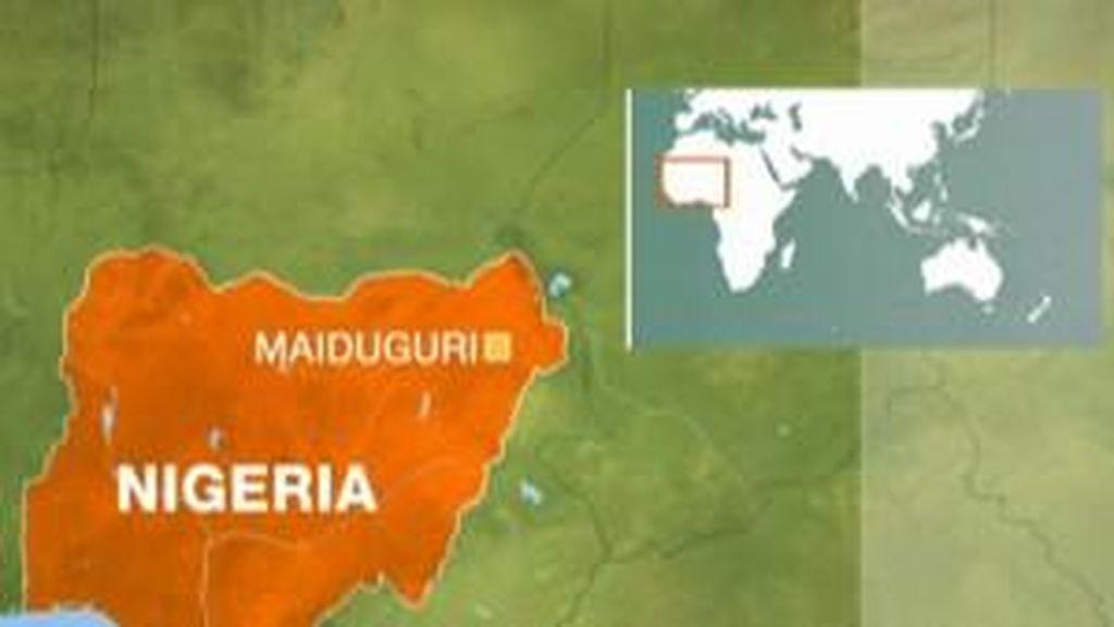 Militer Nigeria Sebut Pemimpin Boko Haram Luka Parah dalam Serangan Udara
