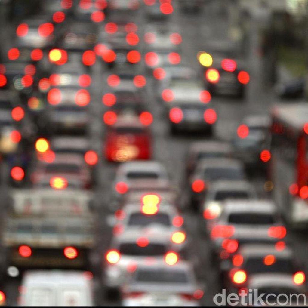 Polisi: Kepadatan di Tol Cikampek Terpantau dari KM 0 Sampai KM 57