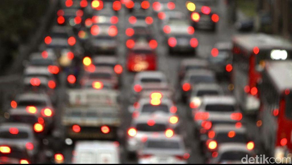 Survei Waze: Bogor Jadi Tempat Terburuk Kedua di Dunia untuk Berkendara