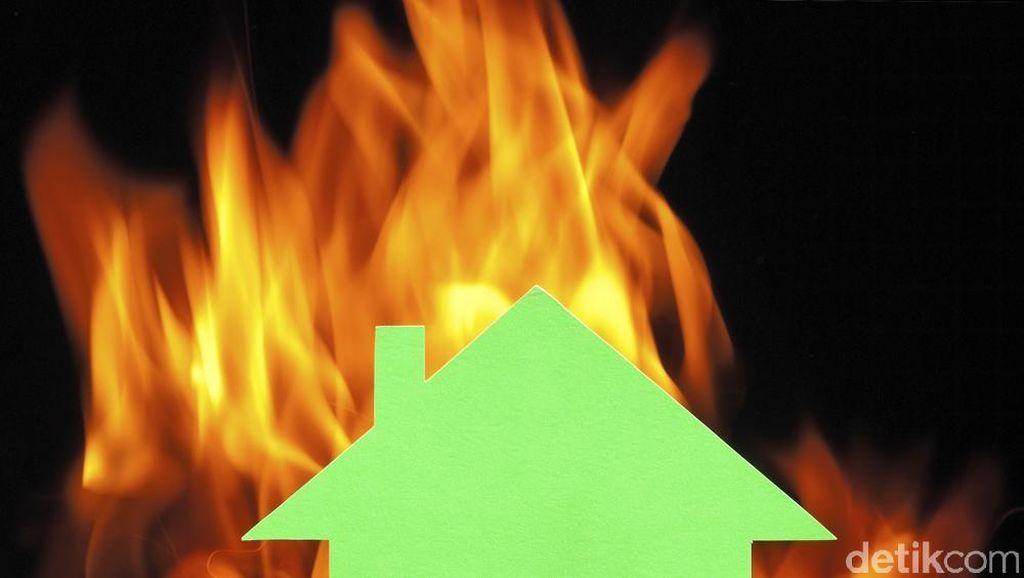 4 Orang Tewas dalam Kebakaran Rumah Mewah di Lippo Karawaci Satu Keluarga