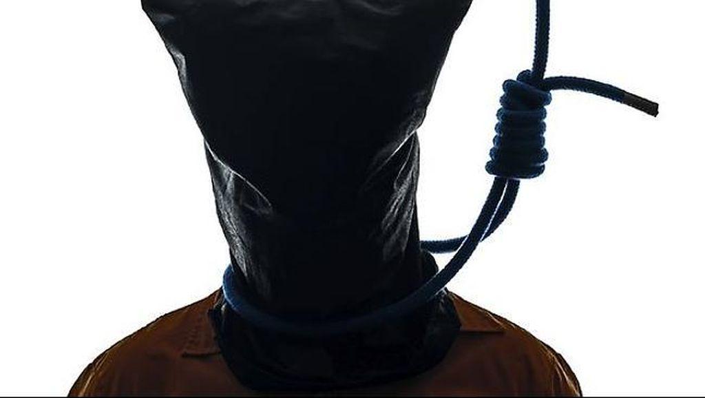 Bunuh Suami yang Sering Menyiksa, Wanita Muda Akan Dihukum Gantung di Iran