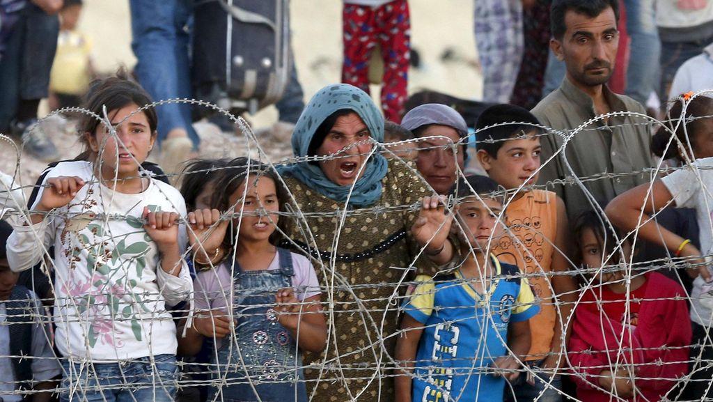 Hampir 50 Juta Anak-anak di Dunia Mengungsi Akibat Perang dan Kekerasan