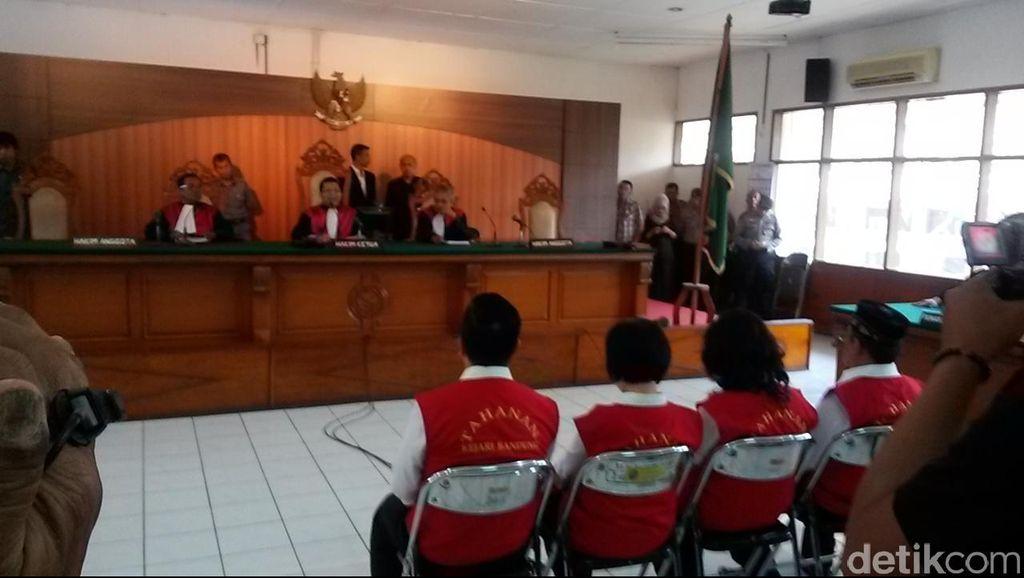 Bos Cipaganti Divonis 18 Tahun Penjara dan Denda Rp 150 Miliar