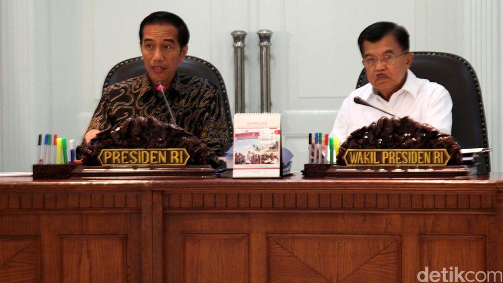 Jokowi Minta Reklamasi Tidak Dikendalikan Swasta dan Tetap Perhatikan Nelayan