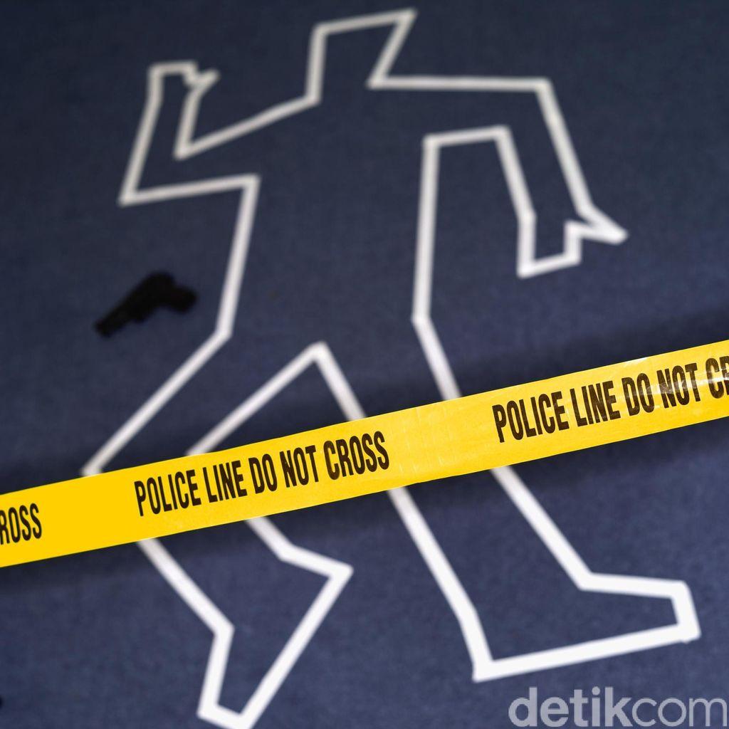 Rekonstruksi Pembunuhan Pria yang Dibakar di Serpong, Pelaku Peragakan 53 Adegan