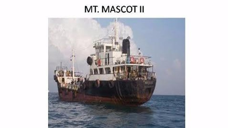 Kapal Berbendera Mongolia yang Diamankan TNI AL Dicurigai Perompak Kapal Singapura