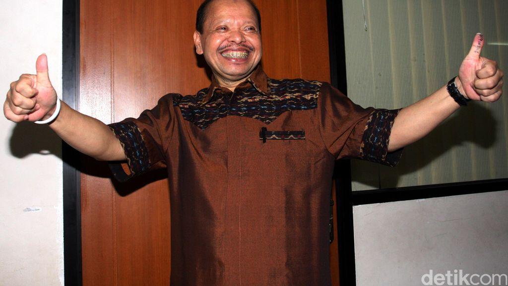 Jenguk Sutan Bathoegana, Menteri Tjahjo: Kondisinya Semakin Baik