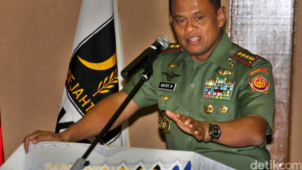 Oknum Kostrad Pukul Wartawan di Madiun, Panglima TNI: Tentu Diproses Hukum