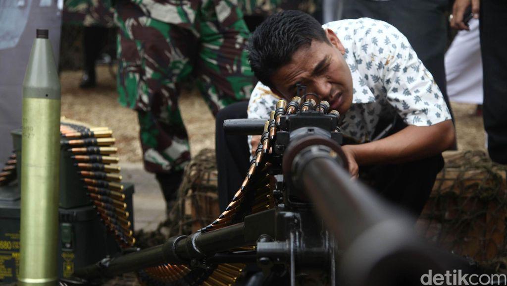Kemenhan Kembali Gelar Indo Defense Expo, akan Diikuti 844 Perusahaan