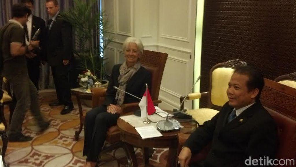 Taufik Kurniawan: IMF Minta Dukungan DPR untuk Acara Bank Dunia di Bali