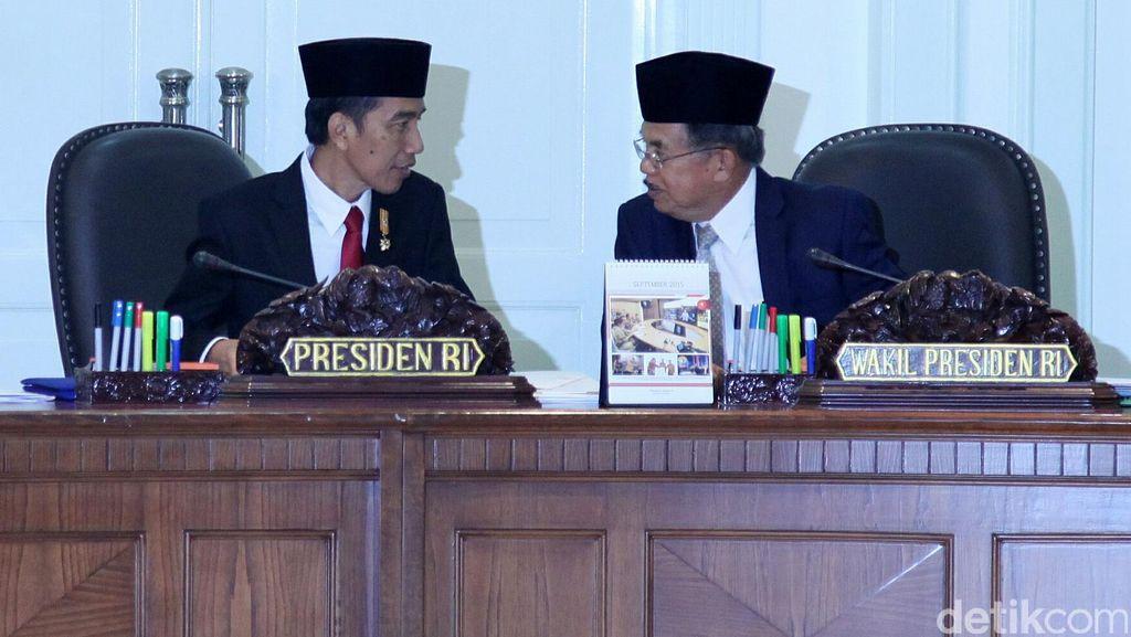 Apresiasi 2 Tahun Pemerintahan Jokowi-JK, Djarot: Top!