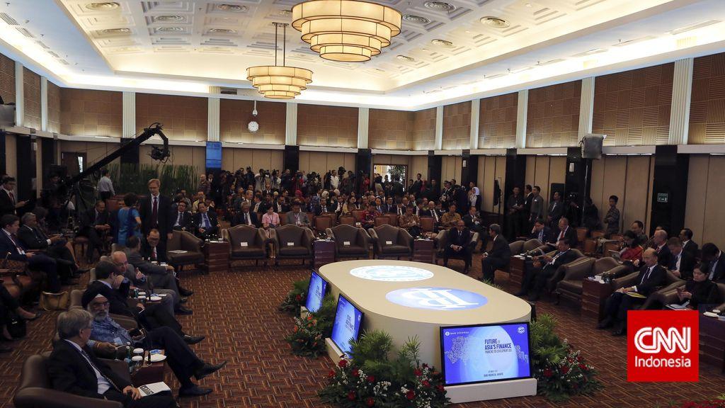 Indonesia Jadi Tuan Rumah Sidang Tahunan IMF dan Bank Dunia Tahun 2018