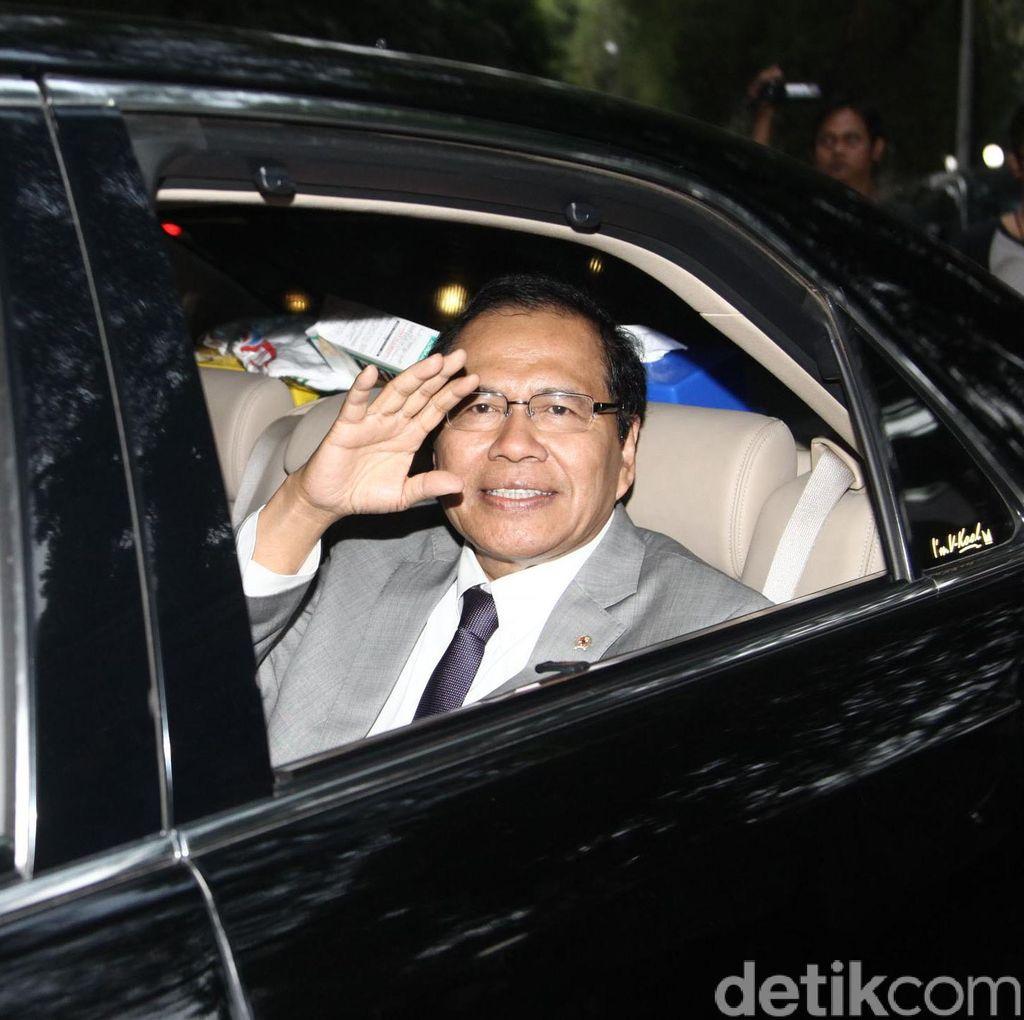 Rizal Ramli Rajawali Ngepret Hanya 11 Bulan Duduk Sebagai Menteri