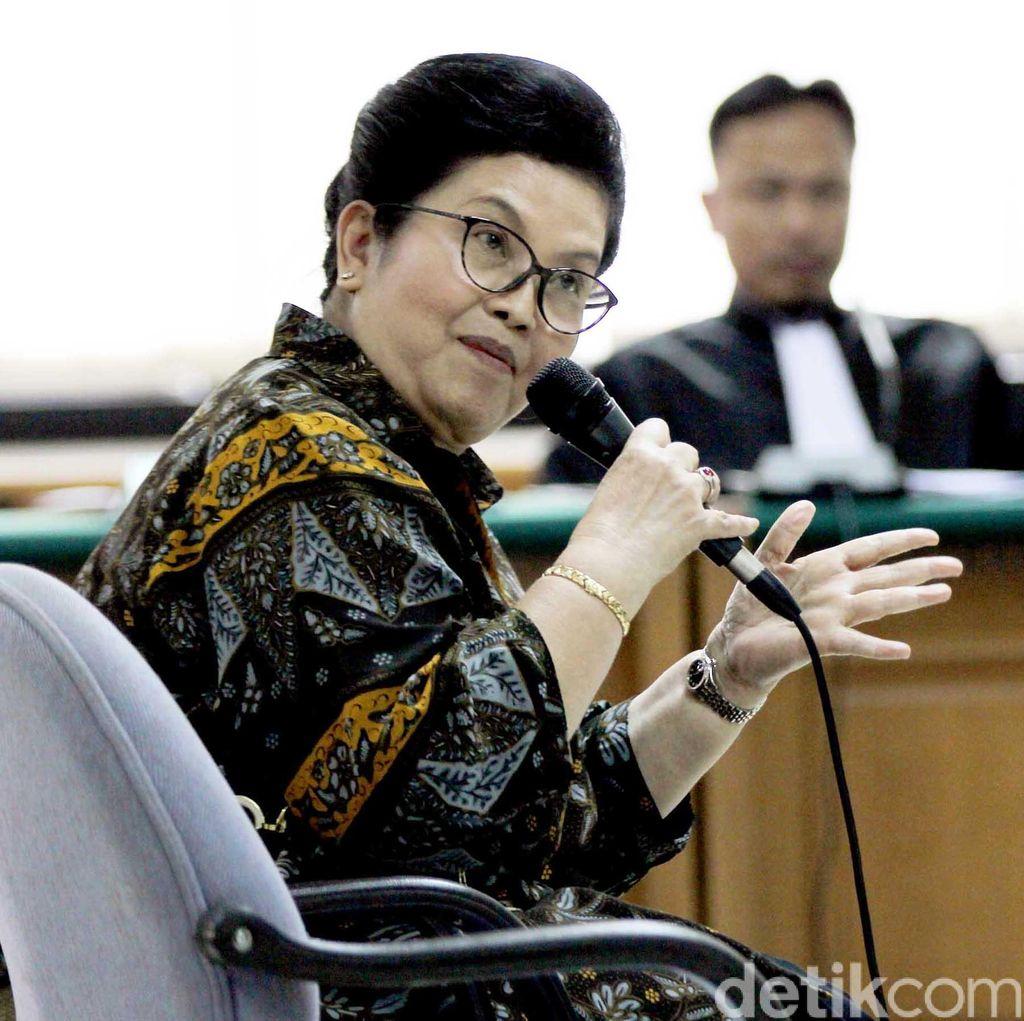 Eks Menkes Siti Fadilah: Aneh Tiba-tiba Saya Jadi Tersangka
