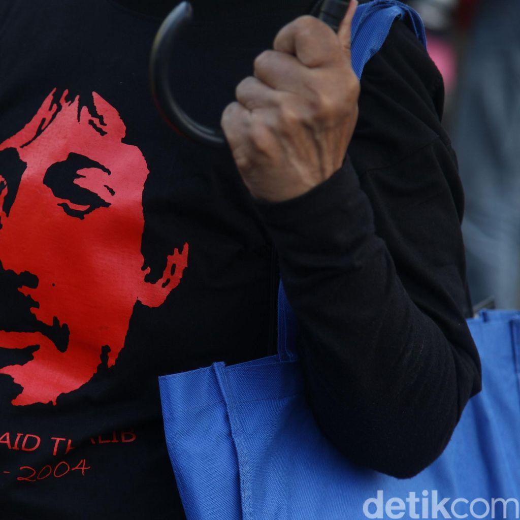 Pimpinan DPR: Jangan Jadikan Munir Komoditas Politik, Selesaikan Bersama