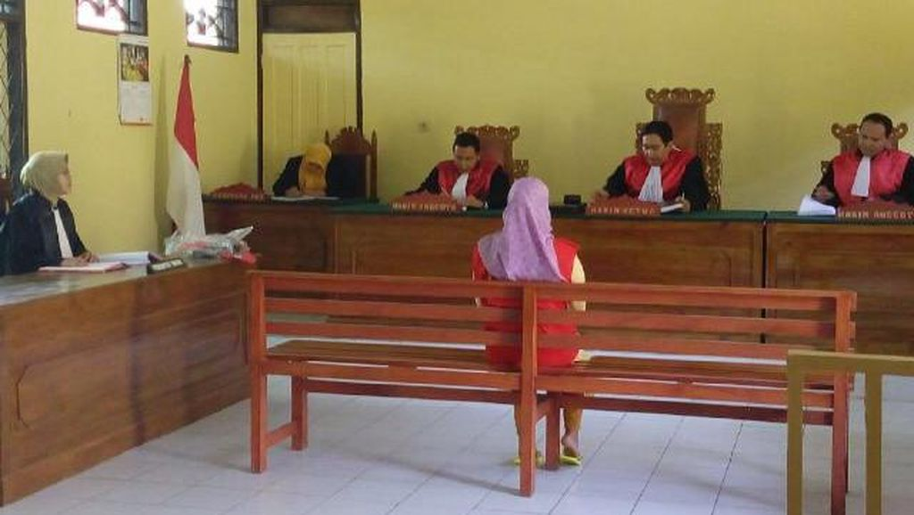Di Lampung, Istri yang Potong Alat Kelamin Suaminya Dihukum 6 Tahun Bui