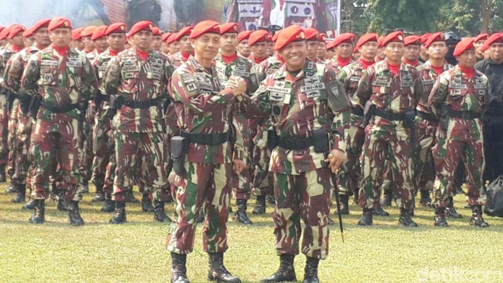 Masih Ada Oknum TNI Nakal, Ini Pesan KSAD untuk Prajurit Baret Merah