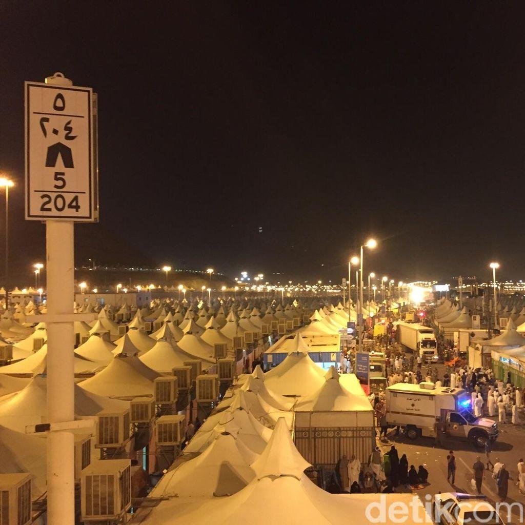 Ini Aksi Tim DVI di Makkah untuk Identifikasi Korban Tragedi Mina