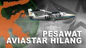 Mencari Pesawat Aviastar