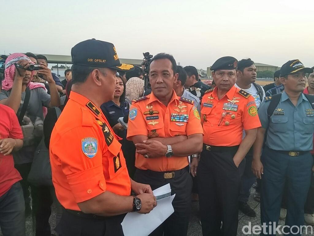 Kepala Basarnas: Hari Ini Pencarian Aviastar Masih Nihil