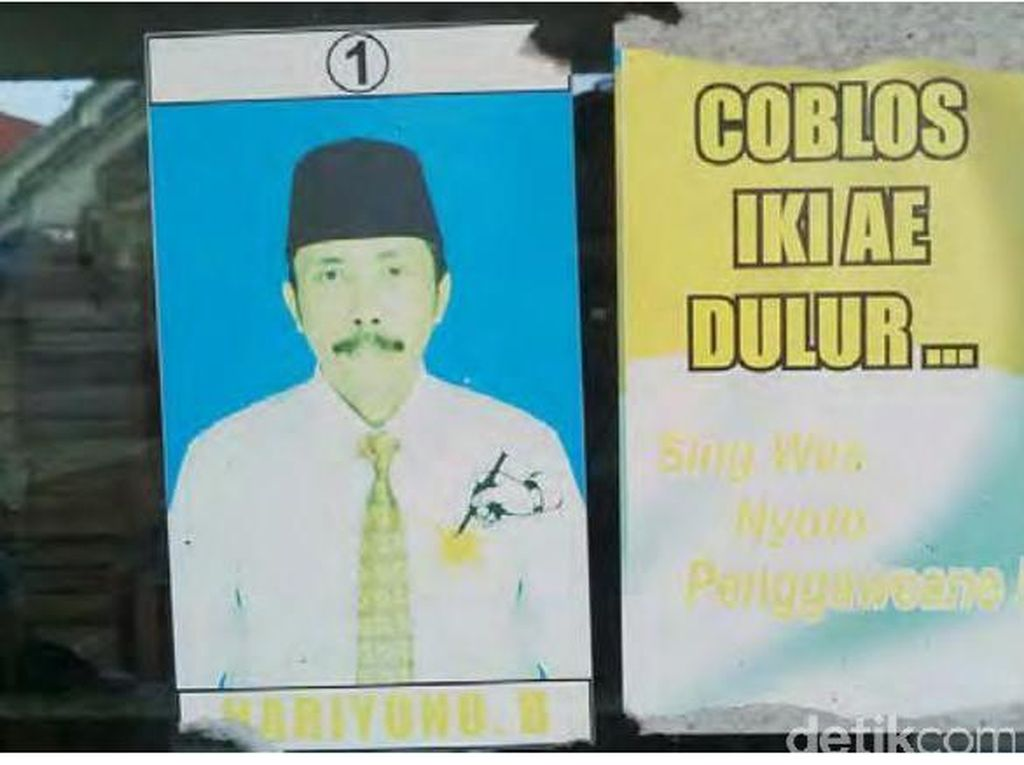Dukungan Singkong Salim Kancil Saat Pilkades Pada Hariyono Dibalas Darah