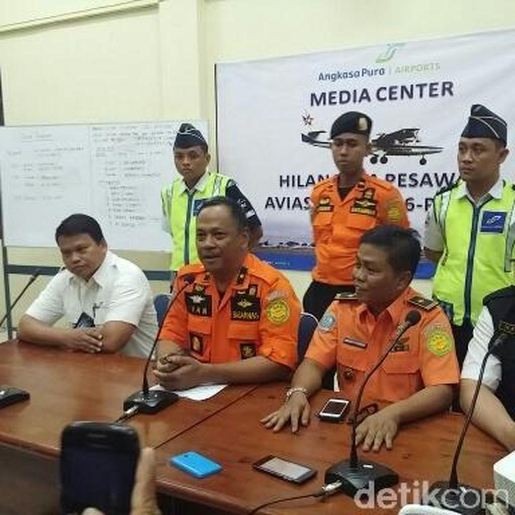 Basarnas Siapkan 4 Helikopter Evakuasi Korban Pesawat Aviastar