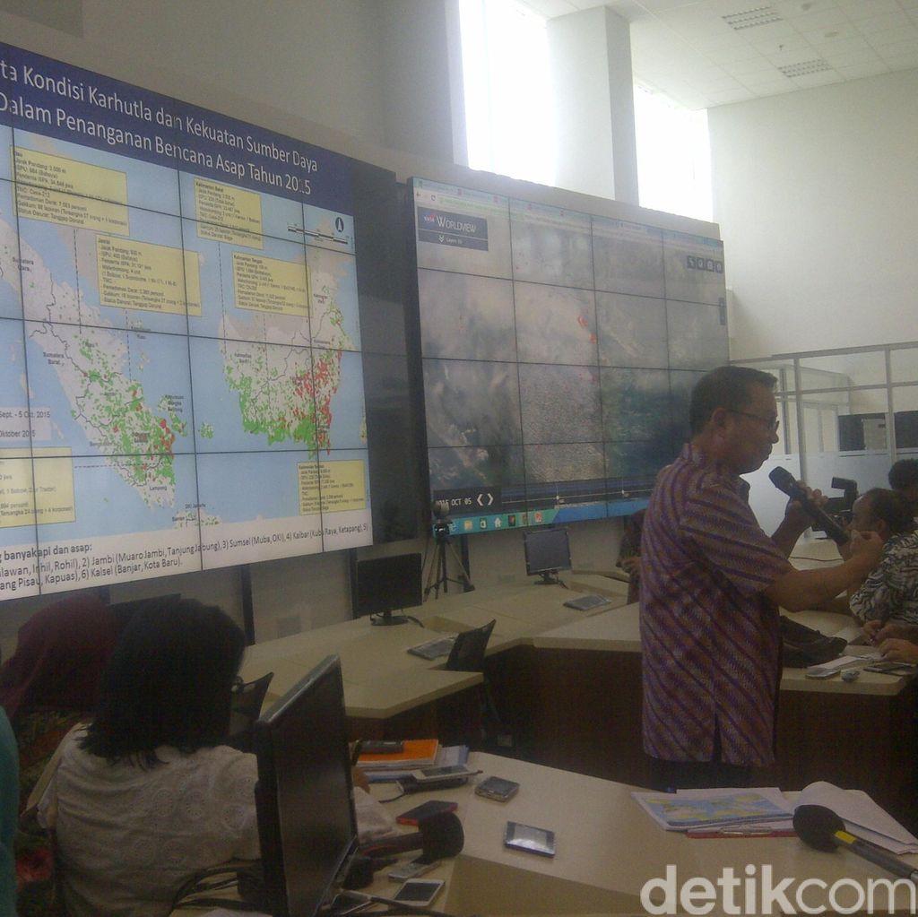 BNPB Paparkan Prioritas Pengurangan Resiko Bencana ke LSM Internasional